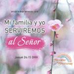 Mi familia para Cristo