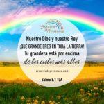 Adora la grandeza de Dios