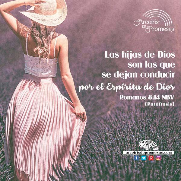 hijas de Dios reflexion cristiana para mujeres