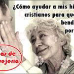 Puedes ayudar a tus hijos no cristianos a recibir la bendición de Dios