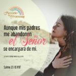 Tu Padre celestial no te abandonará