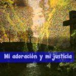 Canción en video: Jesús, mi adoración