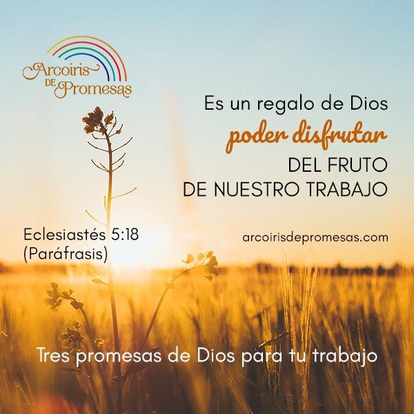 tres promesas de dios para el trabajo de tus manos promesa de prosperidad