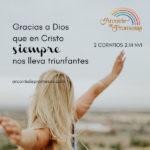 Oración para dar gracias a Dios