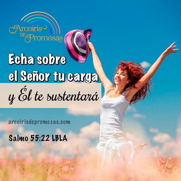 entrega tus cargas a dios para tener paz devocional cristiano para mujeres