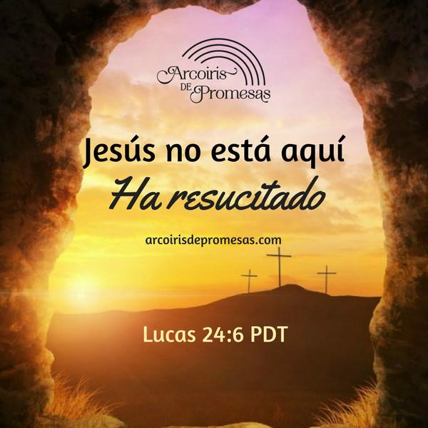 la resurreccion de jesus mensaje cristiano de semana santa
