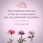 Vencer las batallas difíciles confiando en Dios